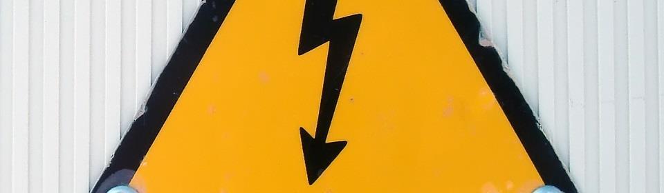 geel storingsbord